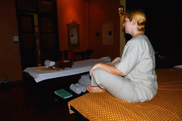 Entspannung und Meditation in Thailand