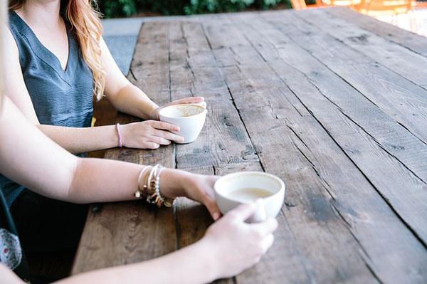 Kaffeetrinken