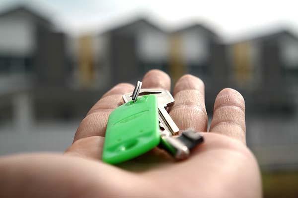 Haus verkaufen oder Wohnung übergeben
