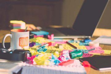 Organisierter arbeiten oder dem Chaos ein Ende bereiten