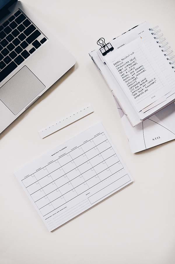 Organisierter arbeiten mit To-do-Liste