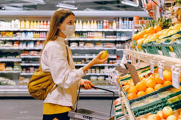 In der Coronakrise für andere Einkaufen
