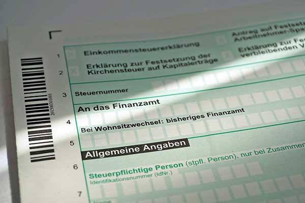 Steuererklärung selber machen mit Hilfestellung
