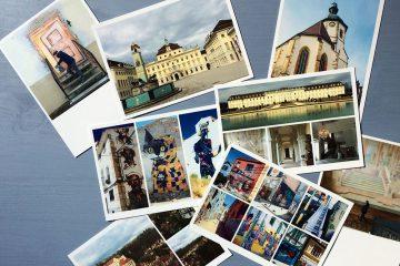 Postkarten mit MyPostcard